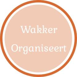 Wakker-organiseert
